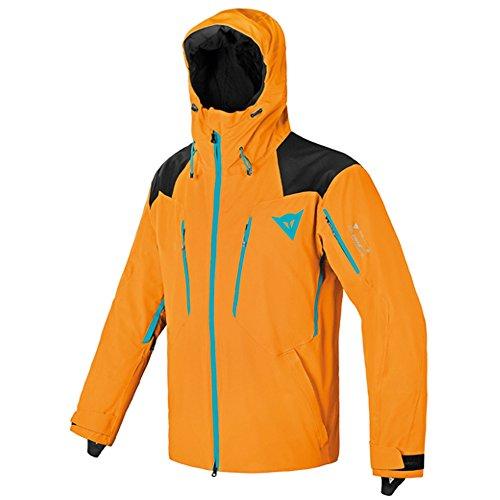 Giacca Dainese Toula D-Dry Jacket, orange/glory/blue/ocean, XXL