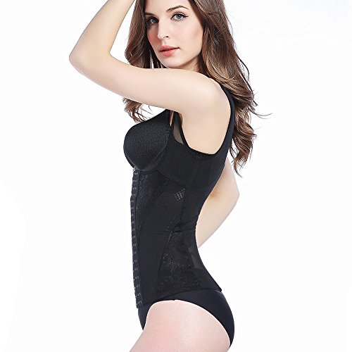 feibi -  Corsetto  - Donna Black