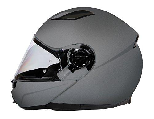 koji - Plasma, casco modulare - Canna fucile opaco - XS
