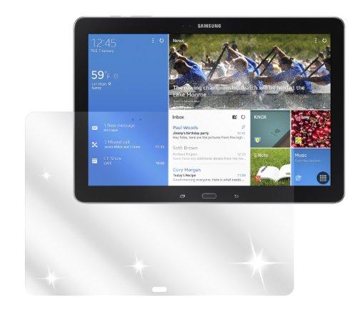 dipos I 2X Schutzfolie klar passend für Samsung Galaxy Note Pro 12.2 Folie Displayschutzfolie