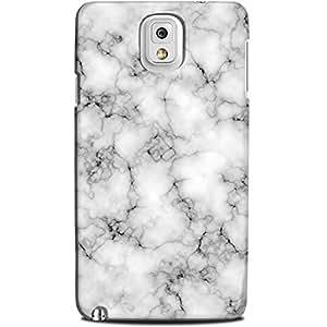 CASE U Back Cover Elegant Marble Patterns Designer Case for Samsung Galaxy Note 3