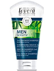 Lavera, Men Sensitiv, Shampooing Douche 2 en 1, 150 ml