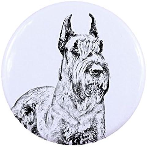 Schnauzer ritagliata, Un anello con un cane