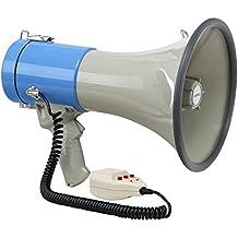 McGrey MP-800HRS USB/SD MP3 Megafono, max. 80 Watt, 1000m