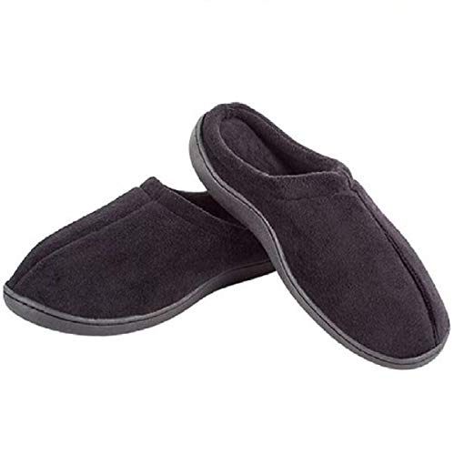 Zapatillas Relax Slippers Negro (Talla L: 42-44)