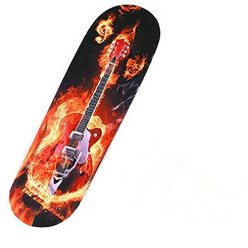 XMJ quattro - ruote Skateboards Doppia - Consiglio Strada Spazzola via Maple Consiglio figli adulti S