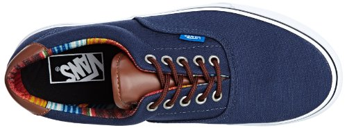 Vans U Era 59, Baskets mode mixte adulte Bleu (Dress Blues/Multi Stripe)