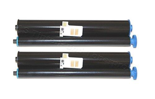 Preisvergleich Produktbild 2 x Kompatible Faxrolle für Philips Magic-5 Inkfilm PFA-351 / 352