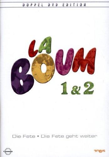 Bild von La Boum 1 & 2 (Die Fete / Die Fete geht weiter) [2 DVDs]