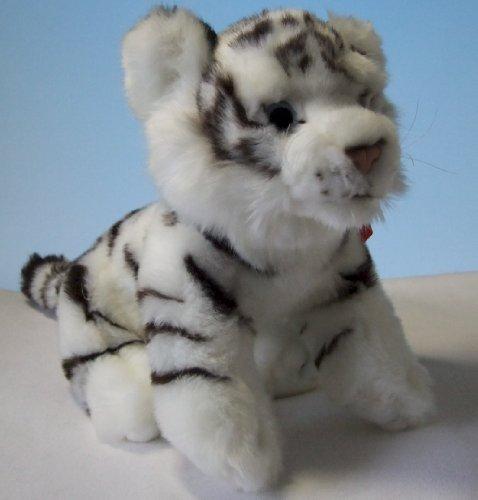 Tigerbaby weiss liegend oder sitzend 24 cm