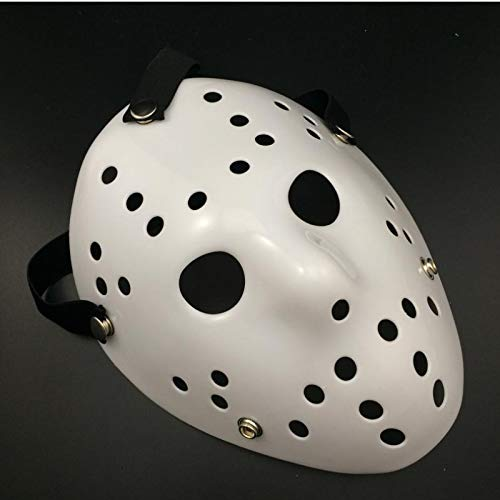 baoqsure Freitag Vs Jason Maske Hockey Cosplay Kostüm Halloween Killer Horror Maske Party Maske Bf pro E