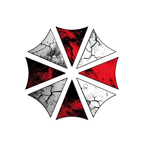 Umbrella Corporation Emblem Resident Evil Car Sticker Decal