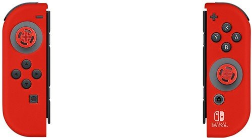 Nintendo Switch Joy-Con Hartschalenprotektoren (2) Pack [Nintendo Switch] Sortiert, nicht auswählbar, Nintendo Switch