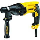 Dewalt D25133K-IN 26mm 3 Mode Combi Hammer