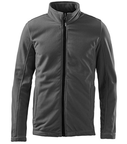 McKINLEY Herren Fleece-Jacke White Mountain 2 Fleecejacke grey dark
