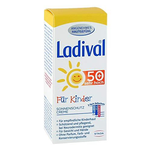 Ladival Für Kinder LSF 50+, 50 ml Creme