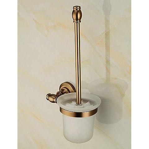 MEIREN nuovo design funzionale in stile antico pennello WC titolare