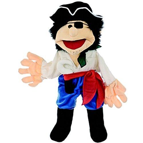 Living Puppets® Handpuppe Pirat Peer