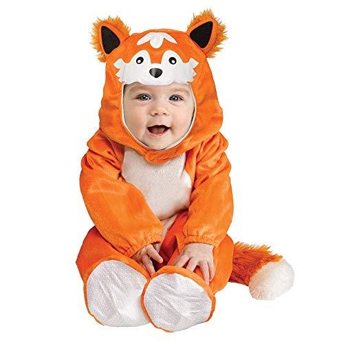 Baby Kostüm Fox Infant - Baby Fox Infant Costume 12-24 Months