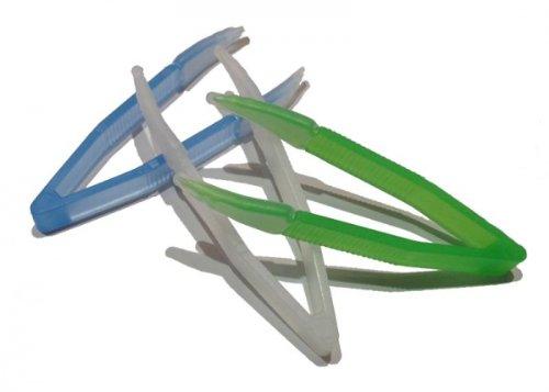 pincettes pour les lentilles de contact souples / lentille - 1 pièce