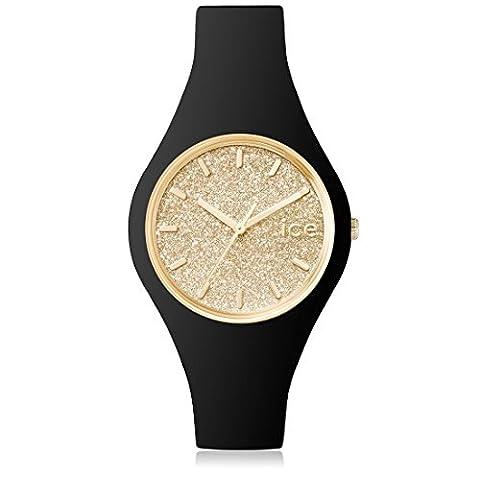 Ice-Watch - ICE.GT.BGD.S.S.15 - Montre Femme - Quartz - Analogique - Bracelet Silicone noir