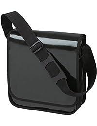 HALFAR - sac sacoche bandoulière porte documents 1803928 - noir - mixte homme / femme
