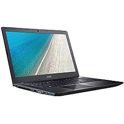 Acer TravelMate P2 TMP259-G2-M-3505 Negro Portátil de 39,6 cm (15,6 Pulgadas) 1366 x 768 píxeles 2,3 GHz Intel® CoreTM i3 de séptima generación i3-7020U