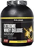 Body Attack Extreme Whey Deluxe, Banana Cream, 2,3kg Dose