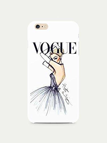 vogue-patterns-princesse-6s-iphone-6-coque-en-plastique-cristal-blanc
