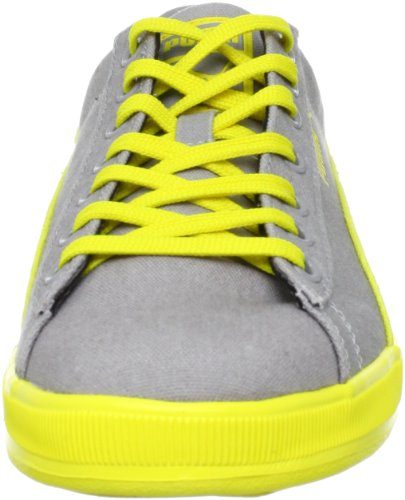 Puma  Archive Lite Lo WashedCanvas RT, Low-top adulte mixte Grau-Gelb