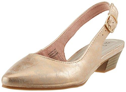 Jane Klain Damen 294 051 Pumps, Pink (Rosegold), 37 EU