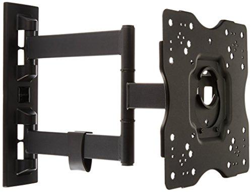 AmazonBasics - Bewegliche TV-Wandhalterung, für Fernseher mit einer Bildschirmdiagonale von 22-55 Zoll/56-140 cm