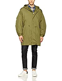 Us Shell Hooded Parka M51 Olive