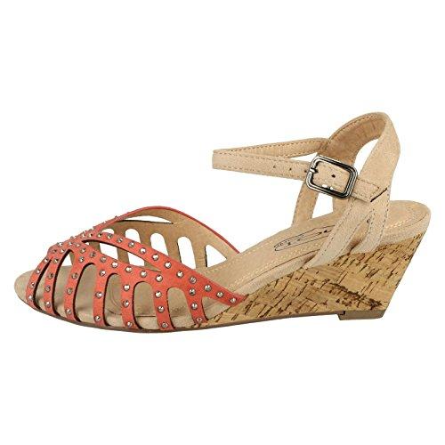 Mezzo Posto Rosa In Sandalo colore Di Legno Strass Nudo Per Corallo Tenere w7a5Cq7