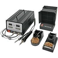 Velleman estación de soldadura & desoldadura con temperatura regulable 100W/230V