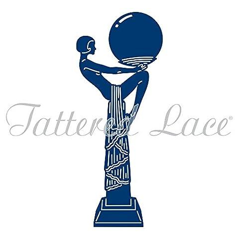 Tattered Lace Art Deco Sculptured Elegance Iris Craft Cutting Die TLD0020 - FREE 1st Class P&P