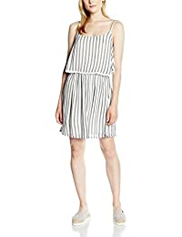 Tom Tailor Denim Printed Strap Dress, Robe Femme