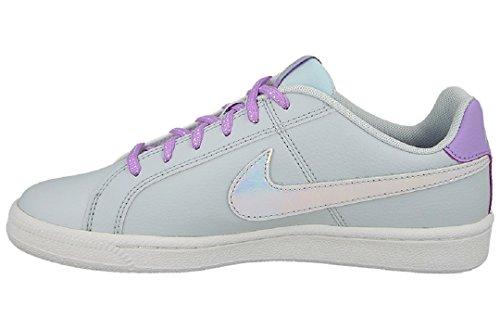 Nike Mädchen 859512-001 Turnschuhe Grau