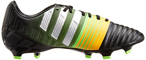 Adidas, Nitrocharge 3.0 FG, Scarpe Sportive, Uomo Cblack/Silvmt/Sogold