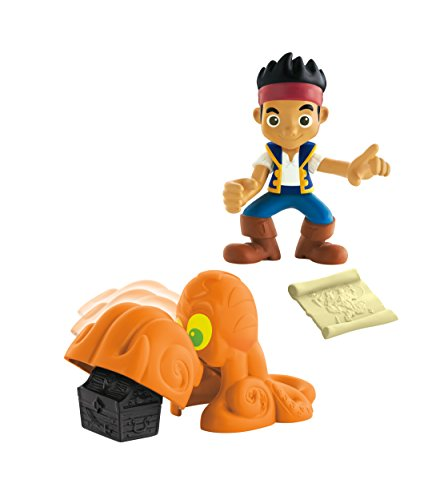 Jake and the Pirates - Pack with Figures and Accessories, Jack (Mattel CCY76)