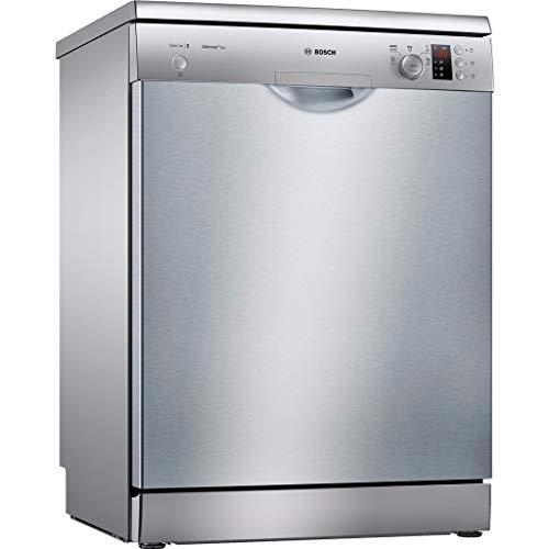 Bosch Serie 2 SMS25AI04E lave-vaisselle Autonome 12 places A+ - Lave-vaisselles (Autonome, Taille maximum (60 cm), Acier inoxydable, Acier inoxydable, Boutons, Rotatif, 1,75 m)