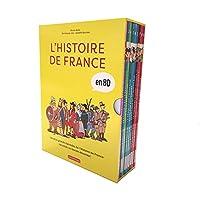 Retrouvez les plus grands épisodes de l'histoire de France racontés en bande dessinée !