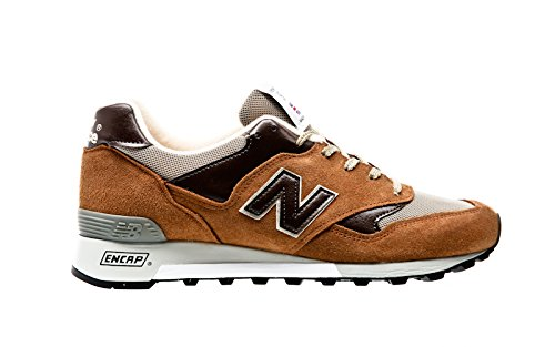 New Balance 577 Made in England Marron - marron