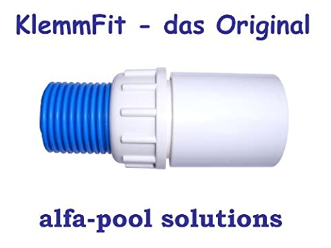 PVC Compression Fitting for Swimming Pool Hoses