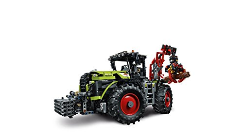 42054 claas xerion 5000 trac vc lego technic 2018. Black Bedroom Furniture Sets. Home Design Ideas