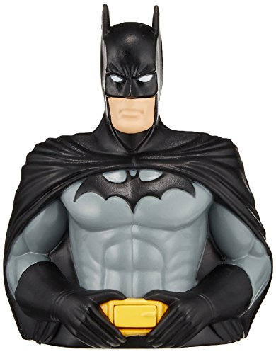 Zoom IMG-2 batman talking bust and illustrated