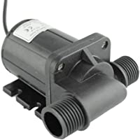 Smarstar DC40C-2445 DC 24V 1.1A 26.4W Pompa dell'acqua/d'olio Brushless Azionamento magnetico Centrifugo Sommergibile 1080L/H 4.5M/14.6ft