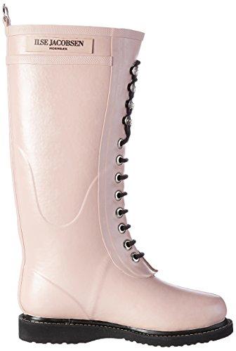 Ilse Jacobsen Damen Gummistiefel Hoch Pink (Adobe Rose)