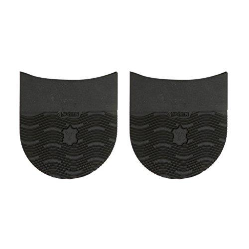 Générique 5.2mm Hauteur Ascenseur Talonnette Pad Insert Mens Chaussures Semelle Coussin en Caoutchouc