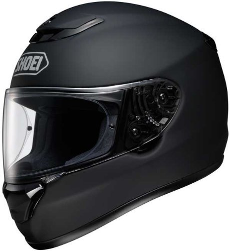Shoei Casco Qwest Monocolor Candy Negro Cm 57-58 (INT M)